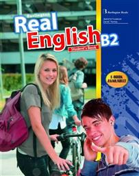 REAL ENGLISH B2 STUDENT'S BOOK BURLINGTON