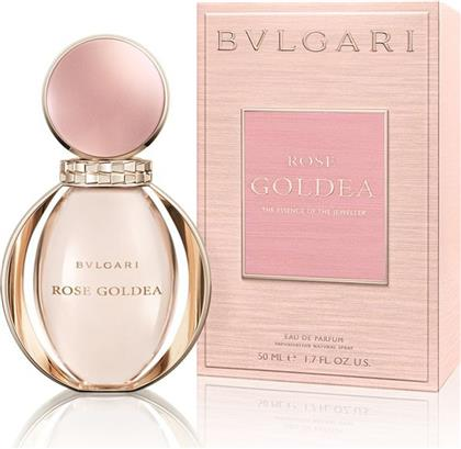 ROSE GOLDEA EDP 50 ML - 50211 BVLGARI