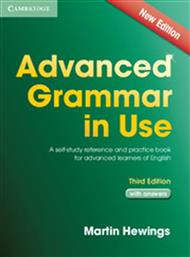 ADVANCED GRAMMAR IN USE STUDENT'S BOOK WITH ANSWERS 3RD EDITION CAMBRIDGE