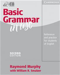 BASIC GRAMMAR IN USE (+CD) WITHOUT ANSWERS CAMBRIDGE