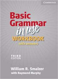 BASIC GRAMMAR IN USE WORKBOOK (WITH ANSWERS) CAMBRIDGE