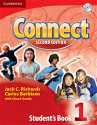 CONNECT 1 STUDENT'S BOOK 2ND EDITION CAMBRIDGE