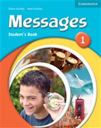 MESSAGES 1 STUDENT'S BOOK CAMBRIDGE