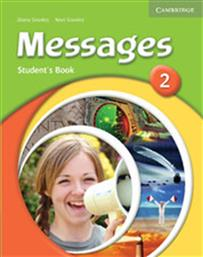 MESSAGES 2 STUDENT'S BOOK CAMBRIDGE