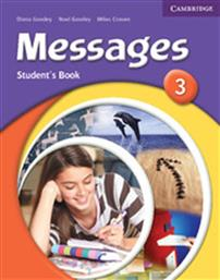 MESSAGES 3 STUDENT'S BOOK CAMBRIDGE