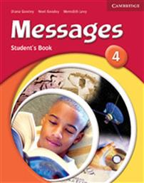 MESSAGES 4 STUDENT'S BOOK CAMBRIDGE