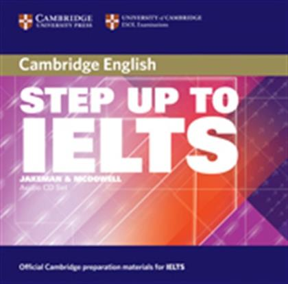 STEP UP TO IELTS CDS (2) CAMBRIDGE