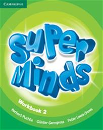 SUPER MINDS 2 WORKBOOK CAMBRIDGE