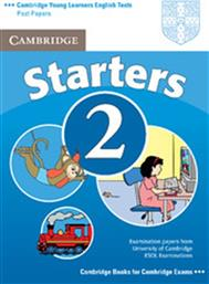 YOUNG LEARNERS ENGLISH TESTS STARTERS 2 STUDENT'S BOOK 2ND EDITION CAMBRIDGE