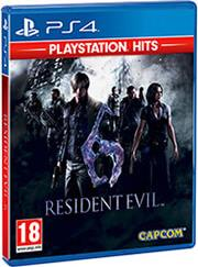 RESIDENT EVIL 6 (INCLUDES: ALL MAP AND MULTIPLAYER DLC) CAPCOM