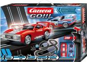 GO!!!: SMOKING TIRES - 1:43 SLOT RACING SYSTEM (20062497) CARRERA