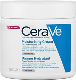 MOISTURISING CREAM 454ML CERAVE