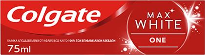 ΟΔΟΝΤΟΚΡΕΜΑ MAX WHITE ONE (75 ML) COLGATE