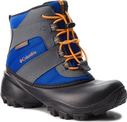 ΧΙΟΝΙΟΥ - CHILDRENS ROPE TOW III WATERPROOF BC1322 AZUL/ORANGE BLAST 437 COLUMBIA