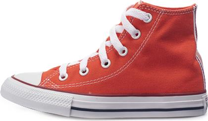 CHUCK TAYLOR ALL STAR SEASONAL COLOR HIGH TOP 666816C ΚΟΚΚΙΝΟ CONVERSE