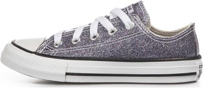 COATED GLITTER CHUCK TAYLOR ALL STAR 668468C ΜΩΒ CONVERSE
