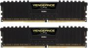 RAM CMK16GX4M2A2400C14 VENGEANCE LPX BLACK 16GB (2X8GB) DDR4 2400MHZ DUAL CHANNEL KIT CORSAIR