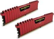 RAM CMK8GX4M2A2666C16R VENGEANCE LPX RED 8GB (2X4GB) DDR4 2666MHZ DUAL KIT CORSAIR