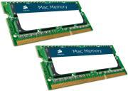RAM CMSA16GX3M2A1600C11 MAC MEMORY 16GB (2X8GB) SO-DIMM DDR3 1600MHZ DUAL KIT CORSAIR