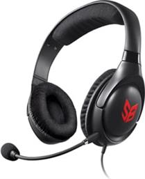 SB BLAZE - GAMING HEADSET ΜΑΥΡΟ CREATIVE
