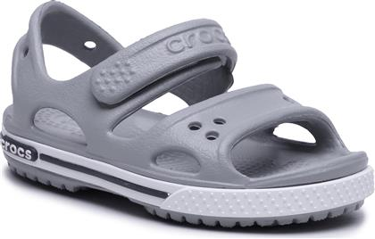 ΣΑΝΔΑΛΙΑ - CROCBAND II SANDAL PS 14854 LIGHT GREY/NAVY CROCS