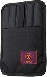SOFTCASE WEBSTER SLEEVE 7.9'' BLACK CRUMPLER