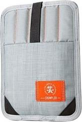 SOFTCASE WEBSTER SLEEVE 7.9'' METALLIC SILVER CRUMPLER