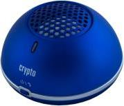BLUETOOTH SPEAKER MAGNET POWER 10 METALLIC BLUE CRYPTO