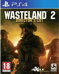 WASTELAND 2 DIRECTORS CUT - PS4 GAME DEEP SILVER