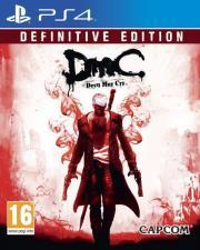 DEVIL MAY CRY DEFINITITE EDITION