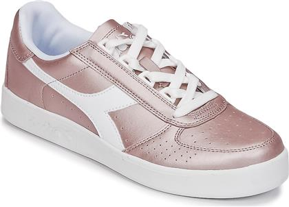 XΑΜΗΛΑ SNEAKERS B ELITE I METALLIC WN DIADORA