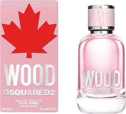 WOOD FOR HER EDT 100 ML - 5A32 DSQUARED2