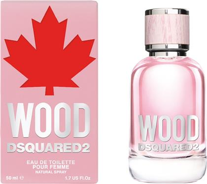 WOOD FOR HER EDT 50 ML - 5A30 DSQUARED2