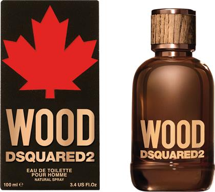 WOOD FOR HIM EDT 100 ML - 5B10 DSQUARED2