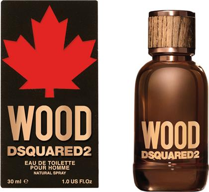 WOOD FOR HIM EDT 30 ML - 5B07 DSQUARED2