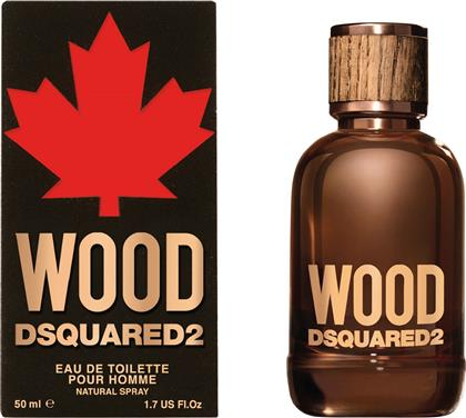 WOOD FOR HIM EDT 50 ML - 5B08 DSQUARED2