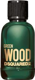 WOOD GREEN POUR HOMME EAU DE TOILETTE NATURAL SPRAY 50 ML - 5D08 DSQUARED2