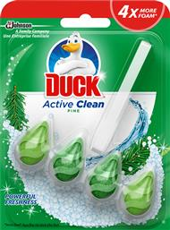 BLOCK ΤΟΥΑΛΕΤΑΣ 5 ΣΕ 1 ACTIVE CLEAN PINE (70 G) DUCK