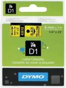 ΕΤΙΚΕΤΕΣ D1 6MM BLACK/YELLOW LABELS 43618 S0720790 DYMO