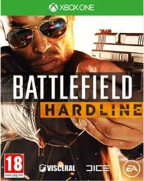 BATTLEFIELD HARDLINE - XBOX ONE GAME EA
