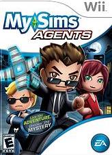 MY SIMS AGENTS EA