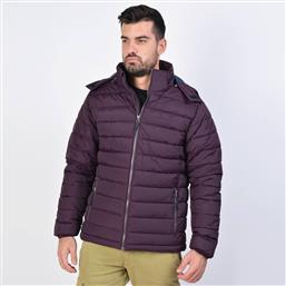 MEN'S P.P.DOWN JACKET WITH HOOD (9000036087-40974) EMERSON