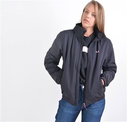 WOMEN'S JACKET WITH ROLL-IN HOOD (9000036165-40975) EMERSON