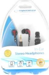EH123 IN-EAR STEREO EARPHONES ESPERANZA