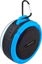 EP125KB COUNTRY BLUETOOTH SPEAKER WATERPROOF BLACK/BLUE ESPERANZA