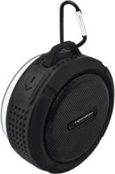 EP125KK COUNTRY BLUETOOTH SPEAKER WATERPROOF BLACK ESPERANZA