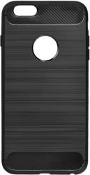 CARBON CASE FOR APPLE IPHONE 6/6S BLACK FORCELL