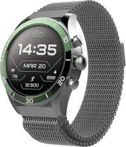 AW-100 SMARTWATCH AMOLED ICON GREEN FOREVER