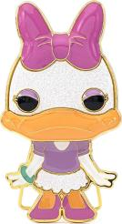 ! DISNEY - DAISY DUCK #04 LARGE ENAMEL PIN (WDPP0009) FUNKO POP