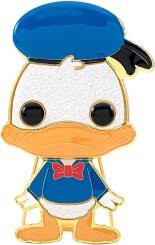 ! DISNEY - DONALD DUCK #03 LARGE ENAMEL PIN (WDPP0008) FUNKO POP